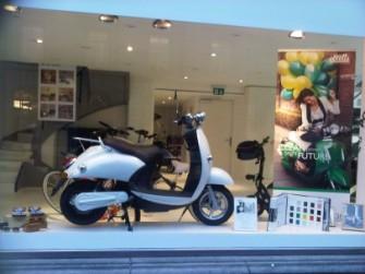Ebretti in Pop-up Shop in Bern